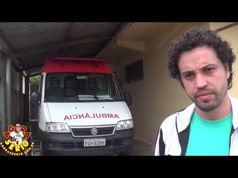 Vereador Leandro de Jesus se Confirma que Funcionário da Samu trabalha com Ambulância Terceirizada em São Lourenço da Serra