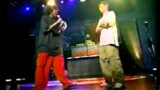 Blaze Battle: Eyedea vs RK