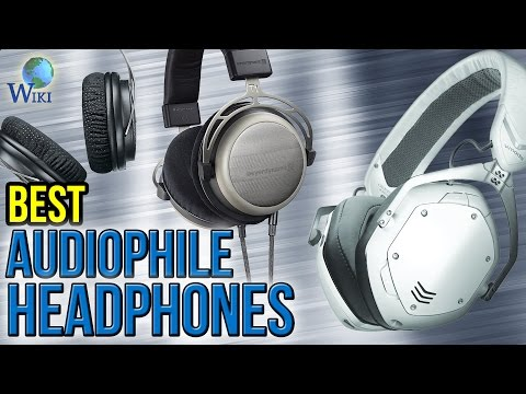 10 Best Audiophile Headphones 2017