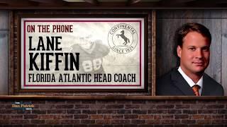 Lane Kiffin Reacts to Alabama-Clemson, Kingsbury, & More w/Dan Patrick | Full Interview | 1/8/19