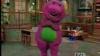 Barney (I Love You Song) Great Quality!!!