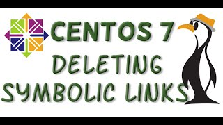 CentOS 7 : Correctly Remove Symbolic Links