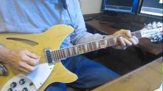 Beatles - What You're Doing Lead Guitar Secrets