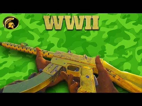 COD WW2 - M-38 (M38) SMG - (Is It Any Good?) How To Unlock