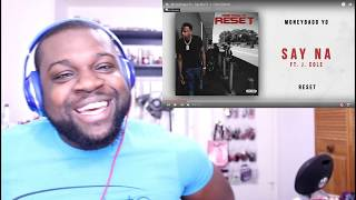 "Moneybagg Yo ""Say Na"" Ft. J.Cole (Reset Album) Reaction"