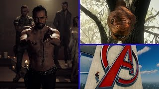TOP 15 Video Game Easter Eggs Of 2018 - Part 2