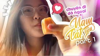 [Vlog] Chuyến Đi Dã Ngoại Nam Cát Tiên - Part 1| KATiE's Nhi