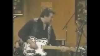 "Waylon Jennings &  Mark Chesnutt  ""Rainy Day Woman"