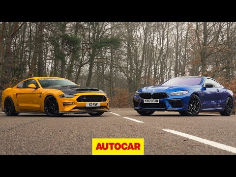External Review Video Vzu9yBVN9Hw for BMW M8 & M8 Competition Coupe, Convertible, & Gran Coupe (G14, G15, G16)