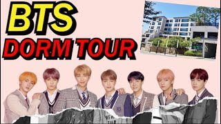 "BTS Apartment Tour ""Hannam The Hill"" / 2019 BTS Dorm Tour in Seoul"