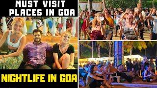 MUST VISIT  SECRET PLACES IN GOA | Nightlife in GOA | Goa travel Guide