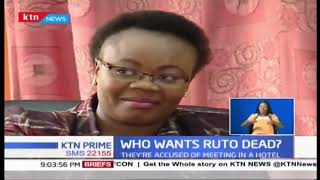 Central Kenya MPs react to claims that meetings were held to plot against DP Ruto