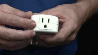 12718: GE Z-Wave Plug-in Smart Dimmer