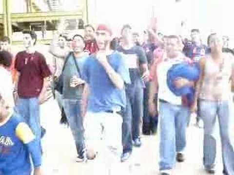 """Brujos Chaimas"" Barra: Guerreros Chaimas • Club: Monagas"