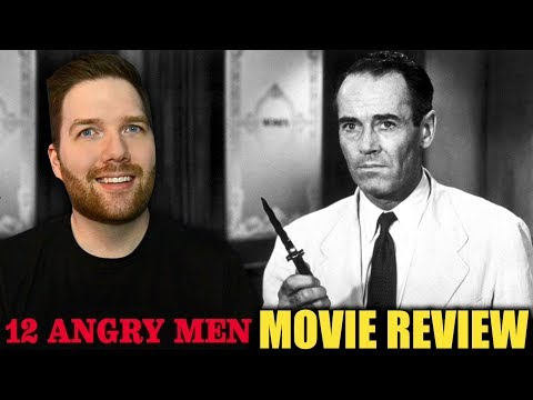 12 Angry Men – Movie Review