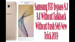 Samsung SM-G610F | J7 Prime Android 8 1 0 Oreo Remove Google