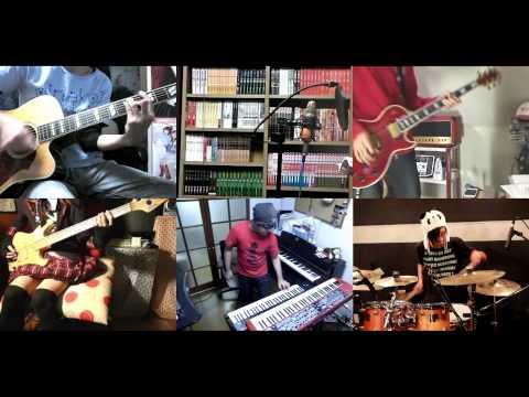Download [HD]MAGI The Labyrinth of Magic OP [V I P] Band