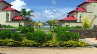 preview picture of video 'L'île Maurice (L'hôtel Tamassa)'