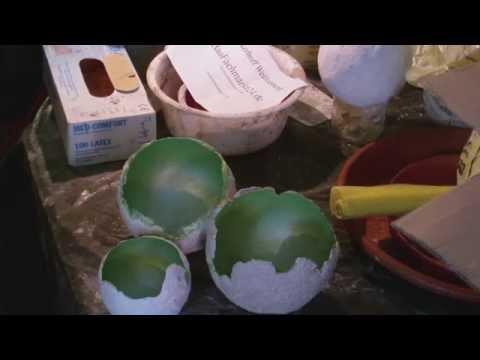 Die Aufzucht der Würmer vom Kognak und dem süßen Tee