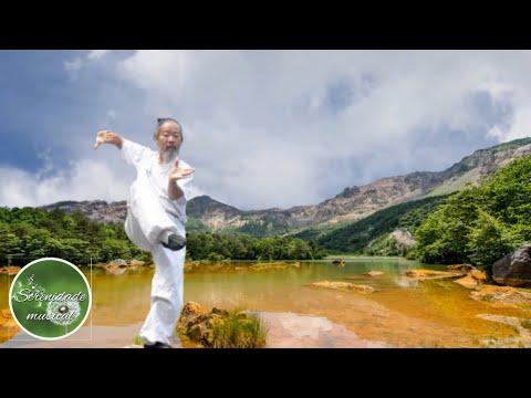 Musica para praticar Tai Chi e Acalmar a Mente -1 hora