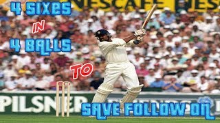 With Just 1 Wicket in Hand, Kapil Dev Hits 4 Sixes in 4 Balls to Save Follow-on vs England at Lord's