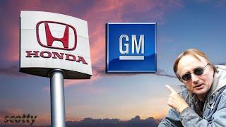 The End of Honda Reliability