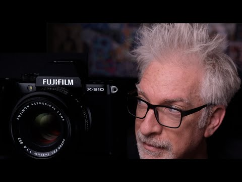External Review Video Vzzd1wIfaUo for Fujifilm X-S10 APS-C Mirrorless Camera
