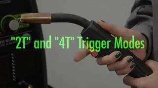 2T and 4T Trigger Modes
