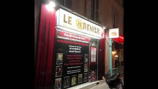 Le Grenier Dîner Spectacle Paris - PARIS