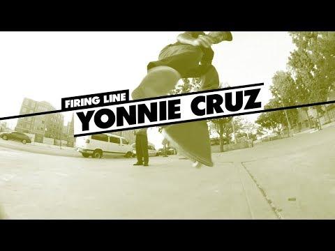 Firing Line: Yonnie Cruz