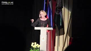 Prireditev s podelitvijo Miklošičeve nagrade in priznanj