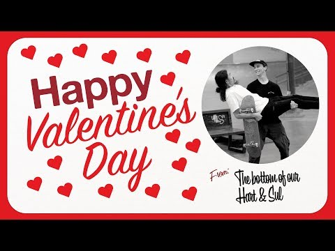 From The Bottom Of Our Hart And Sul - Happy Valentine's Day!