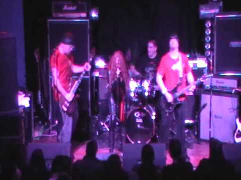 SHROUDED IN NEGLECT FULL SHOW @ ALTAR BAR PITTSBURGH PA 2-28-2013