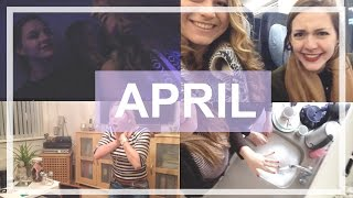 APRIL || Monthly Madness