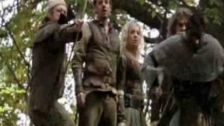 Scène combat Guy/Robin/Hors-la-loi