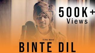 Binte Dil | Arabic Touch | Padmavat | TEJ_A | Ranveer Singh | Sanjay leela Bhansali |