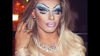Drag Queen - Make Up - Tutorial by Alexia Uber