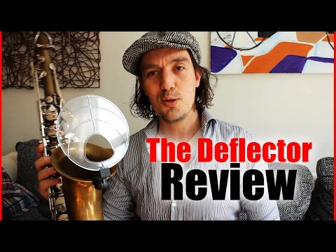 Jazzlab.com DEFLECTOR REVIEW – Makes your saxophone practise a lot easier!