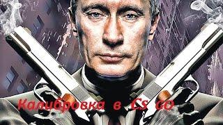 Путин о Калибровки (прикол) (Counter-Strike: Global Offensive)
