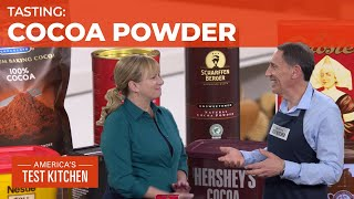 Our Taste Test to Find the Best Cocoa Powder