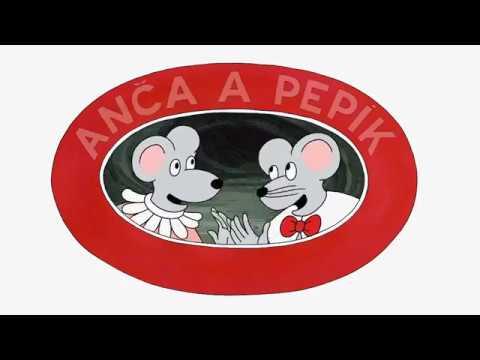 Anča a Pepík - znělka - Lucie Bílá