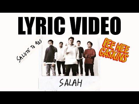 Pee Wee Gaskins Salah Official Audio Video