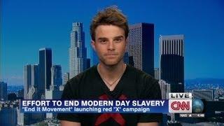 Nathaniel Buzolic, Ending Slavery