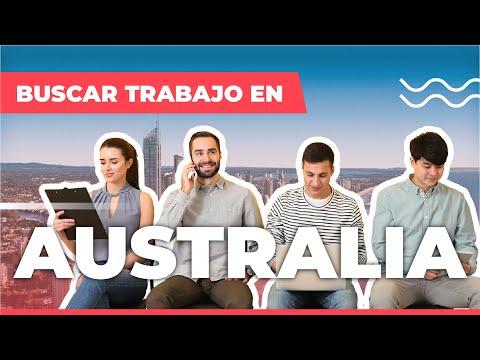 Buscar trabajo en Australia   7 Consejos Clave para conseguirlo 💪🏻