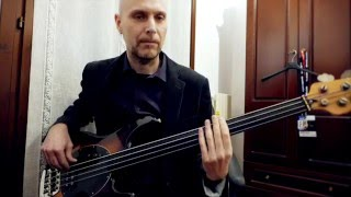 Paul Young - Some People - Bass Cover