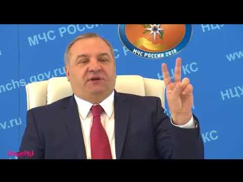реакция Главы МЧС Пучкова на голодовку пожарных в Якутии