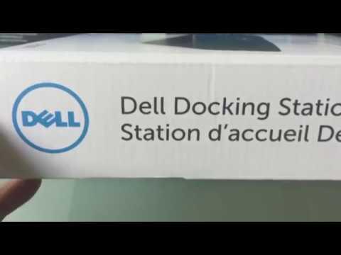 Estación de acoplamiento Dell D3100