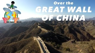 Video : China : Flying over the Great Wall of China