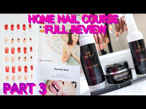HOW TO BECOME A NAIL TECH AT HOME ESSENTIAL NAILS ...