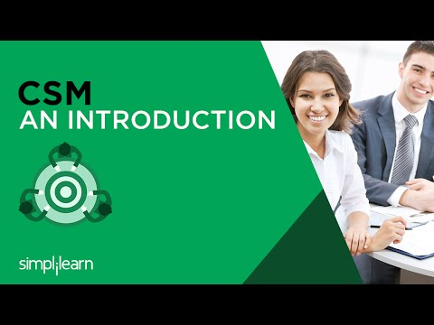 Certified Scrum Master Certification Training | CSM Introduction ...